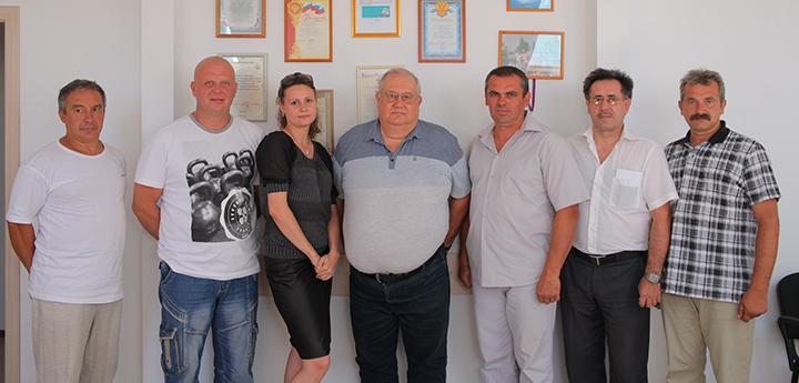 Педагогический коллектив учебно-методического центра «ГЮЙС»