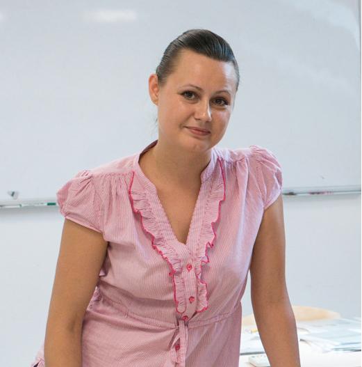 Бибикова Елена Николаевна